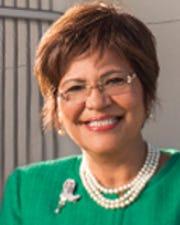Aurora Wilson, 2018 candidate for Desert Community College District board