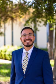 Frank Figueroa, candidate in the 2018 election for Desert Community College District board of trustees