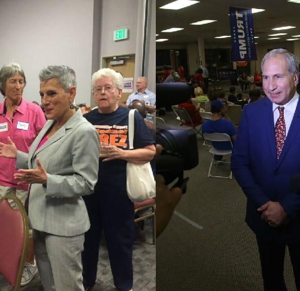 California Senate battle: Incumbent Jeff Stone defeats challenger Joy Silver