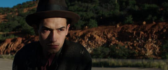 "Fernando Serrano appears in ""Bisbee '17."""