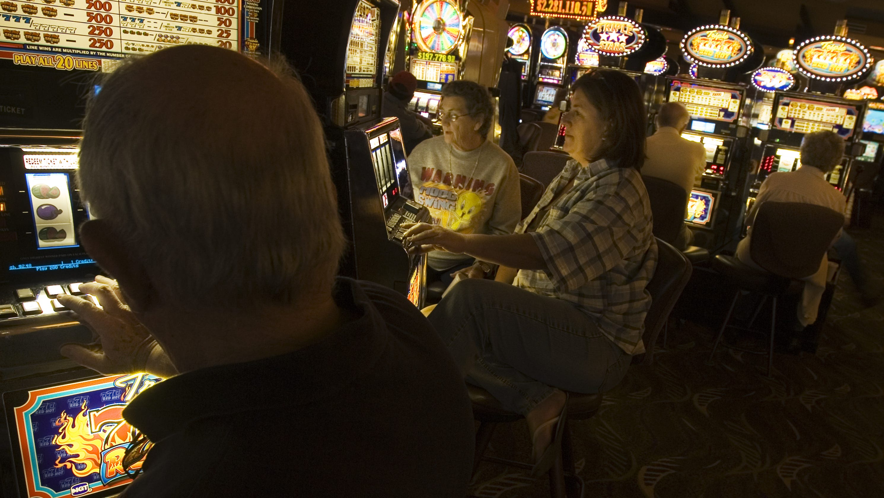 Florida Legislature revives talks on gaming, slot machines | Miami Herald