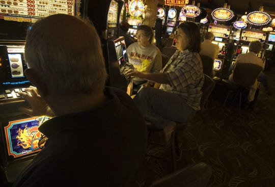 At Desert Diamond Casinos Tucson, two people had slot payout disputes — one of which totaled more than $115,000. Another person said she was arrested after complaining about hand pay.