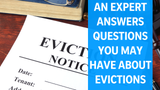 Attorney Jesse Cook goes through the eviction process and how he is working to help the public.