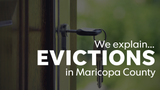 In the Phoenix area, a renter can be evicted in as little as two weeks after a missed rent payment.