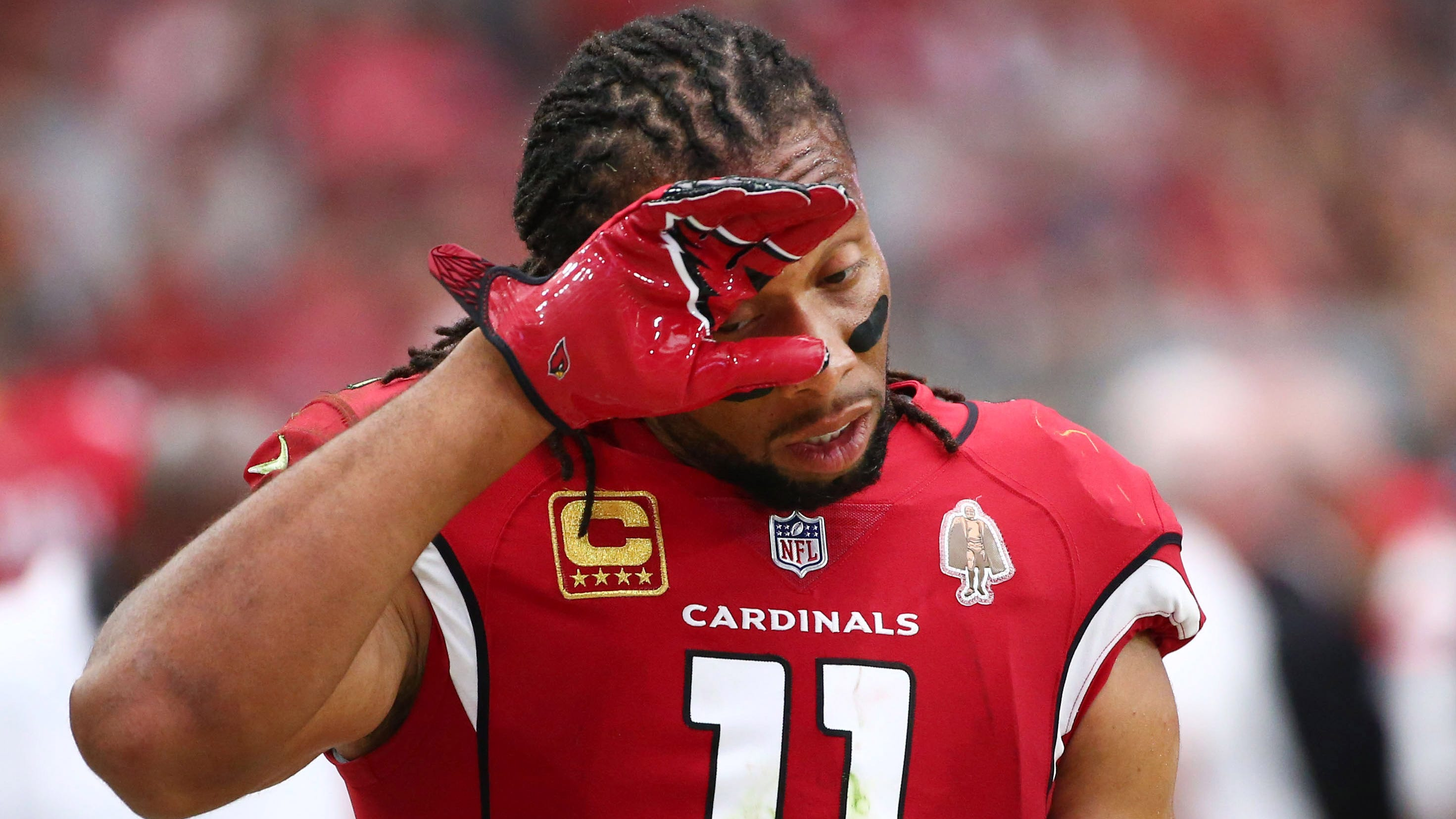 Cardinals' Larry Fitzgerald, Mike McCoy, Al Holcomb know about resilience