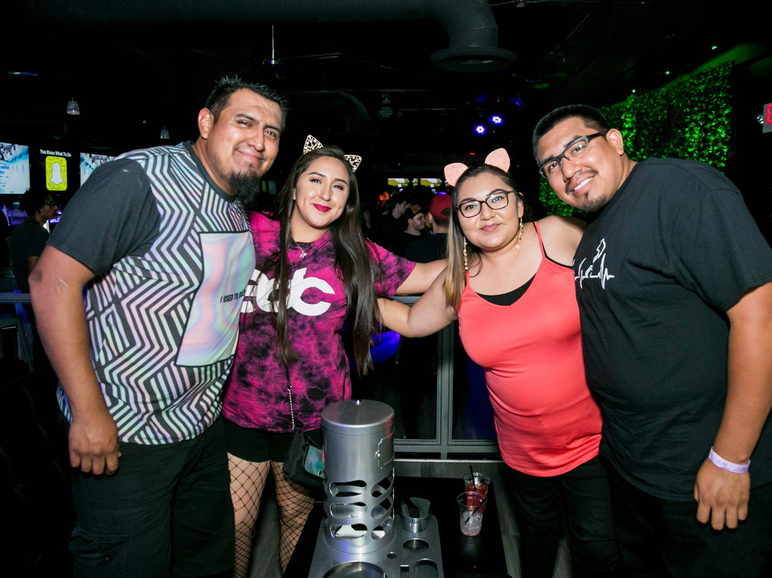 Fun times were had during Alice's Wonderland III: The Red Queen's Revenge at Aura Nightclub on Friday, September 7, 2018.