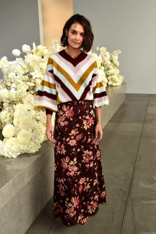 Zimmermann Front Row September 2018 New York Fashion Week The Shows
