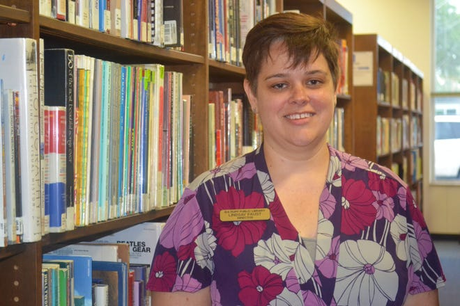 Northwest Ohio Lindsay Faust has returned to the area to become Ida Rupp Public Library's new director. Faust spent the last several years working at libraries in Texas.