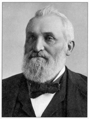 James M. Starr (1824-1900) was a Richmond businessman and philanthropist who survived not only arduous duty in the Civil War but also local business mishaps.