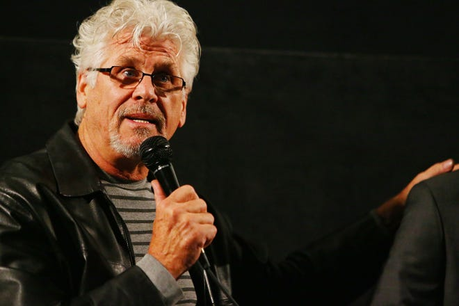 """Actor Barry Bostwick, who plays Brad Majors in """"The Rocky Horror Picture Show,"""" will take your questions following an Oct. 28 screening of the film at Rochester's Kodak Center."""