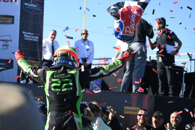"""The IMSA WeatherTech SportsCar Championship is one of nine events Monterey County residents can receive a discount on with the purchase of a """"Locals Only"""" season ticket to Laguna Seca."""