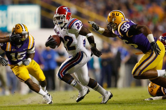Louisiana Tech V Lsu