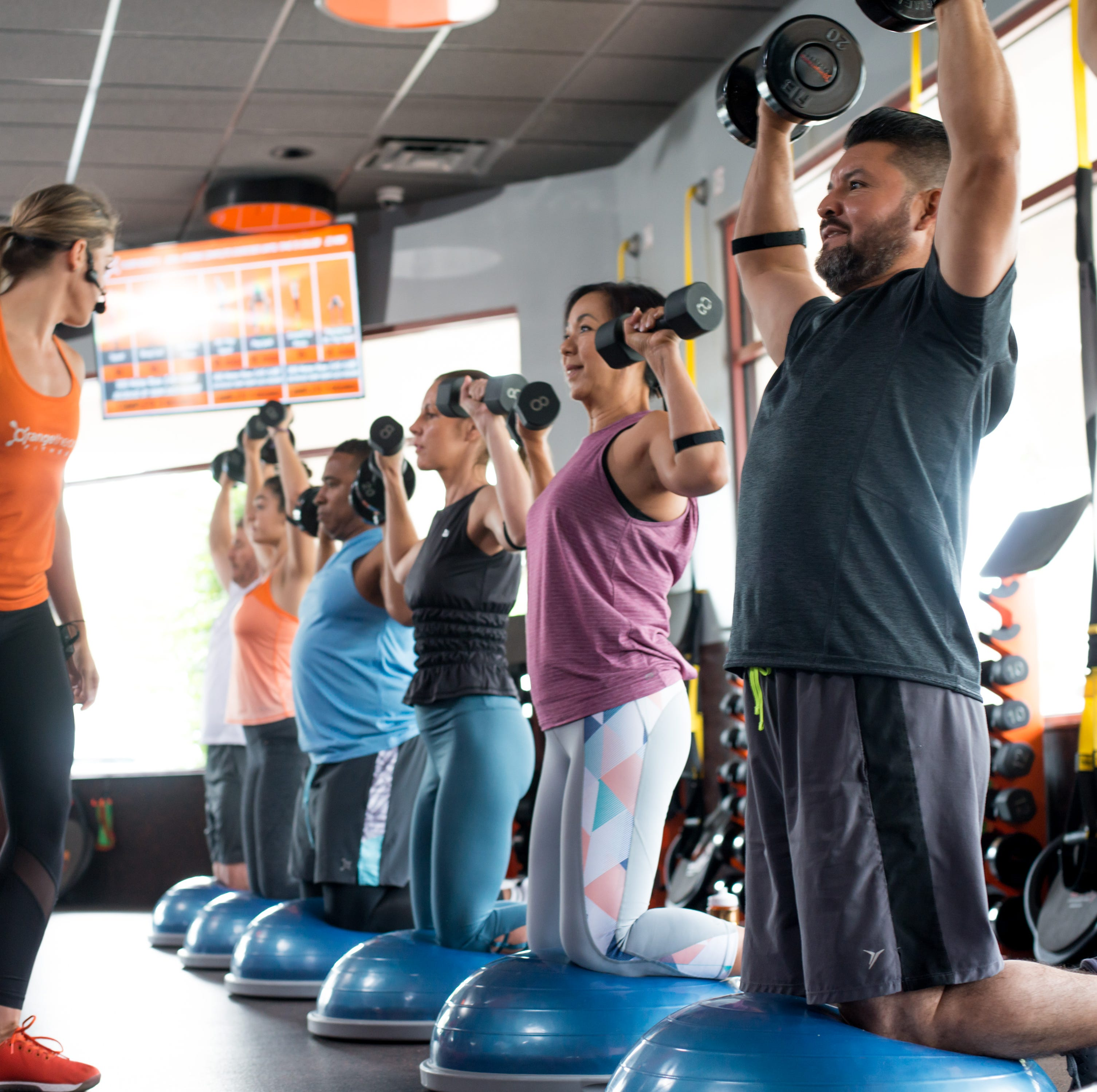 New fitness concept Orangetheory targets busy south Sioux Falls intersection