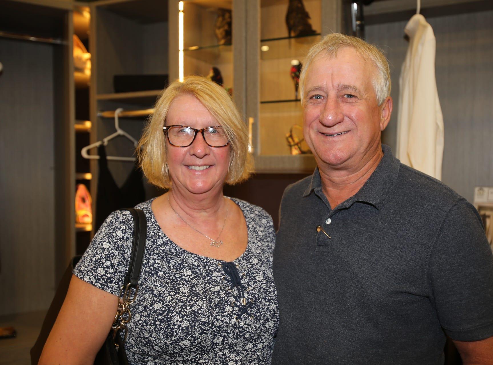 Sue Knox and Rick Shaddox