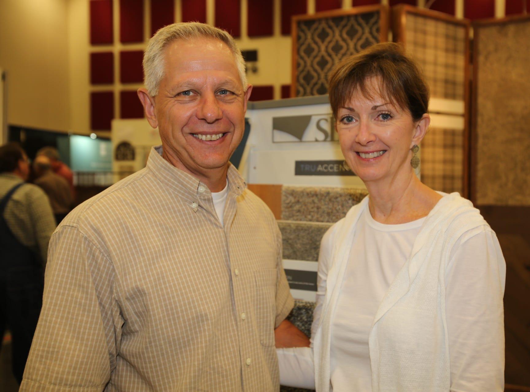 Keith and Sue Jones