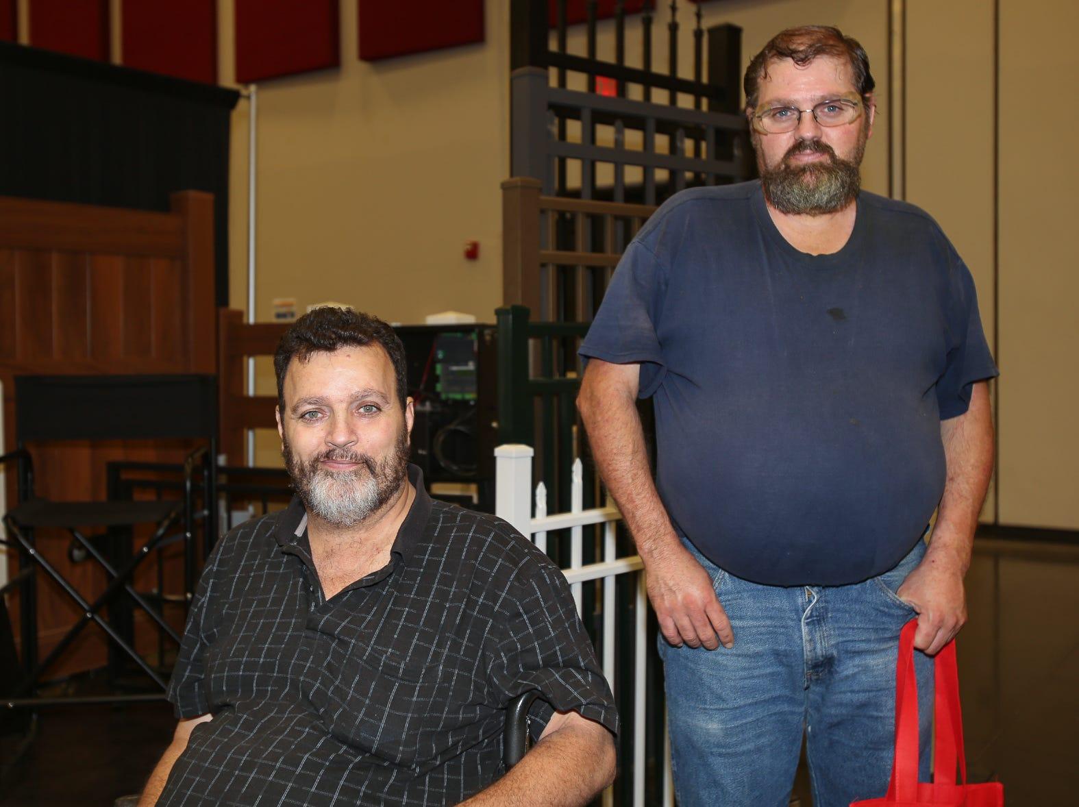 Jimmy and Jerry Edwards