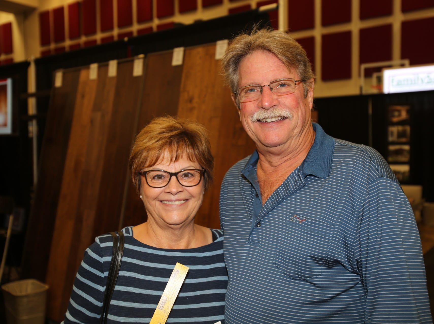 Glenda and John Bulcock