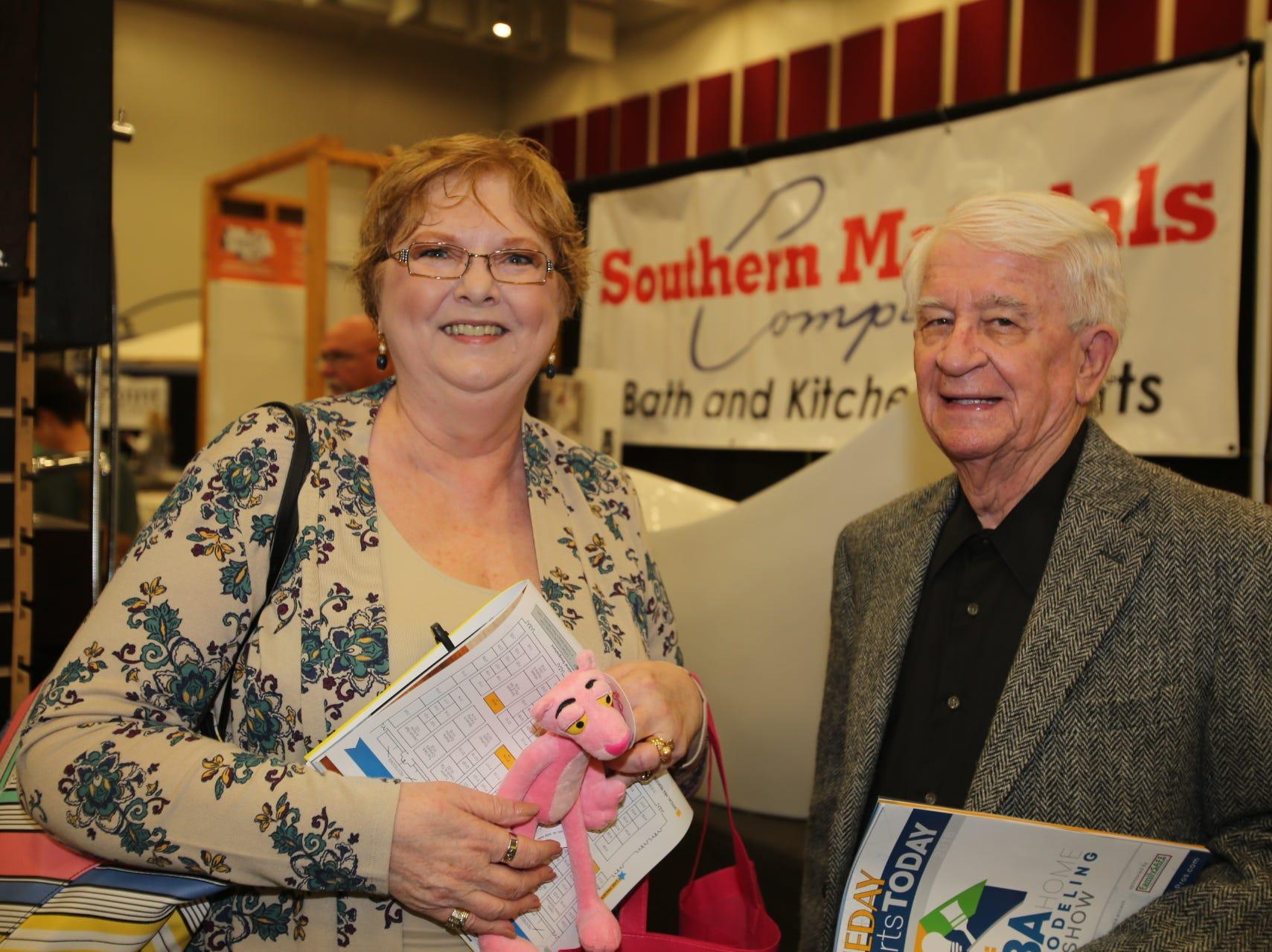 Karen and Robert Fields