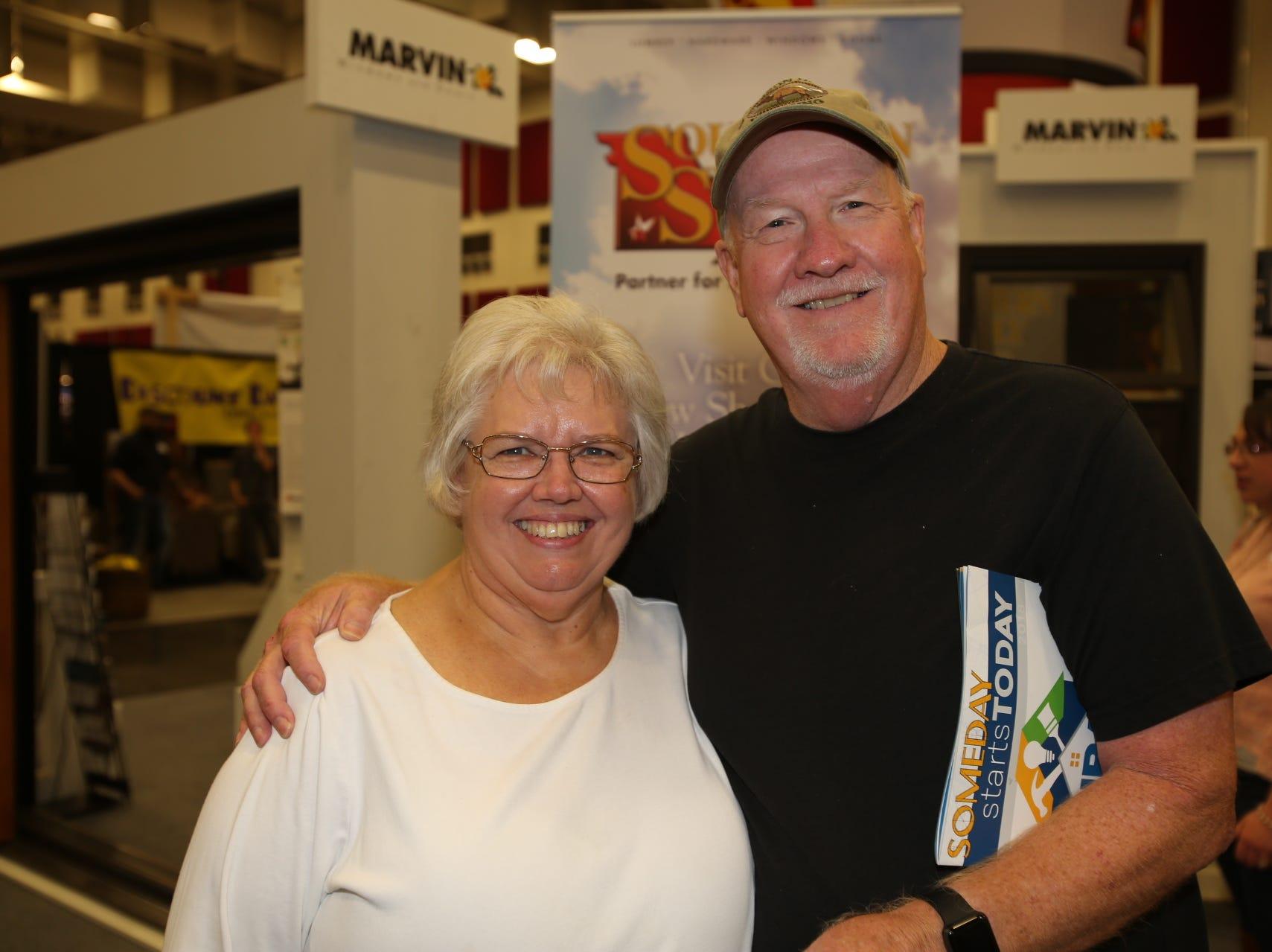 Shirley and John Boes