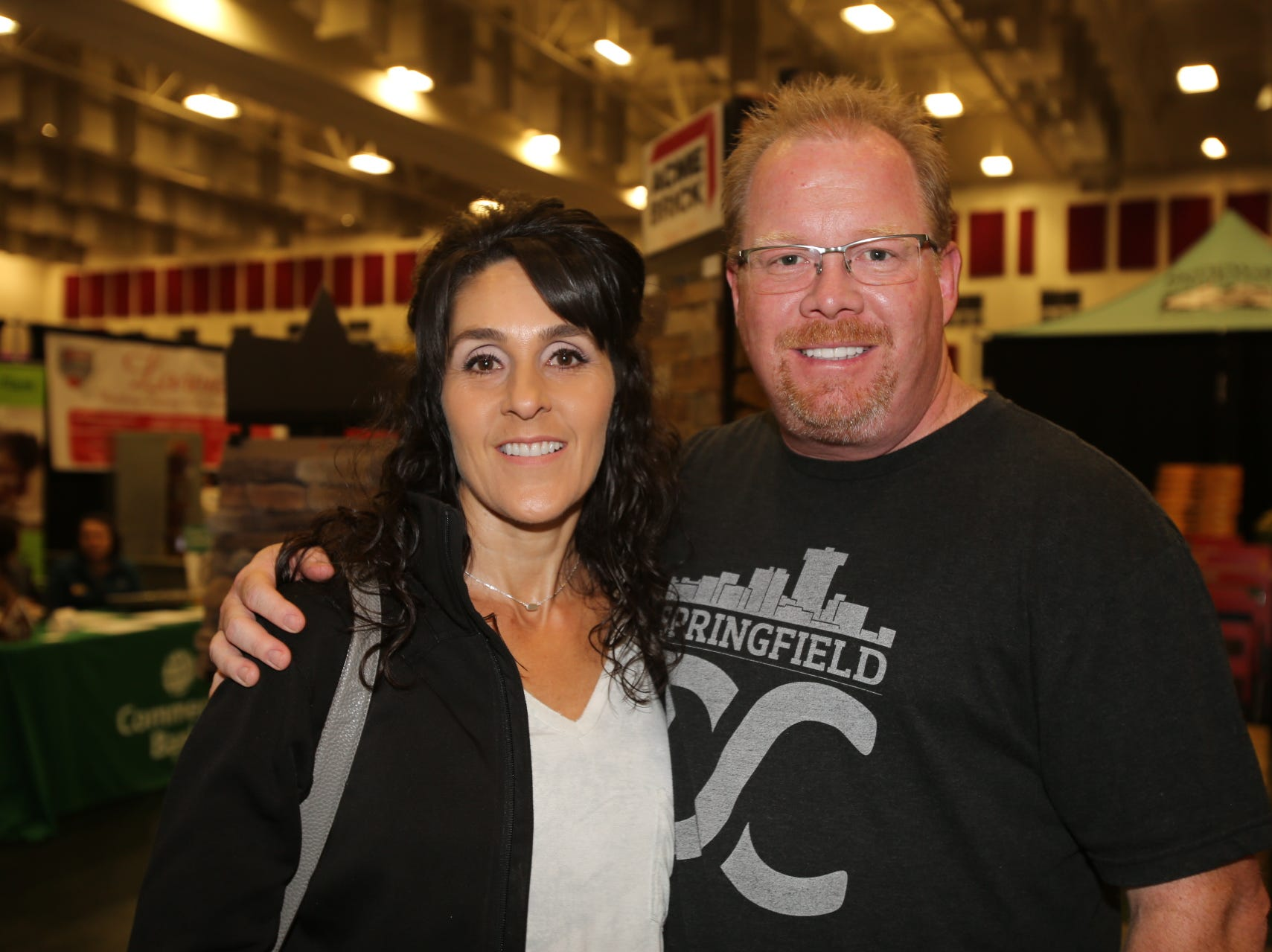 Amy and Todd Baker