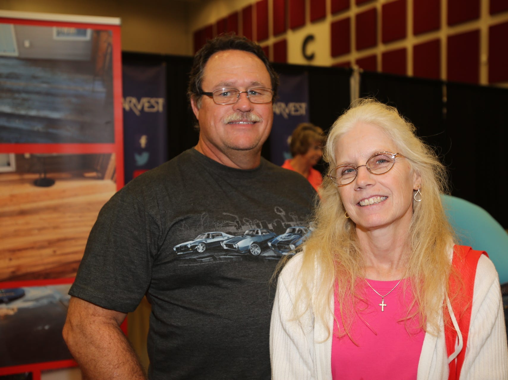 Scot and Louise Krepps