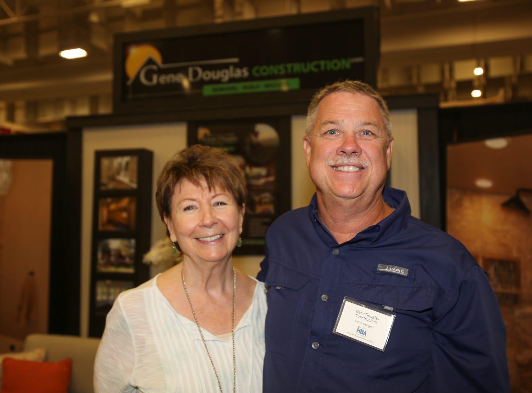 Maria and Gene Douglas