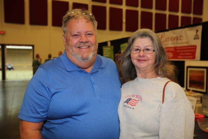 Tim and Diane McWhorter