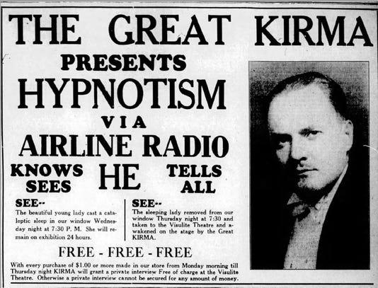 Kirma Half Page Ad 7 31 1937 Nl