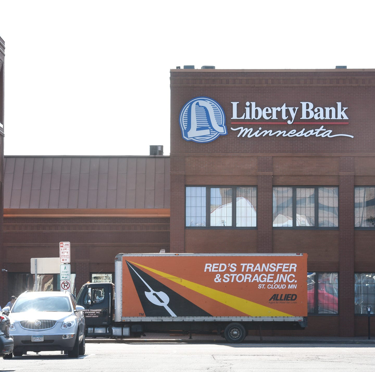 Liberty Bank's generosity creates development opportunity beyond just downtown