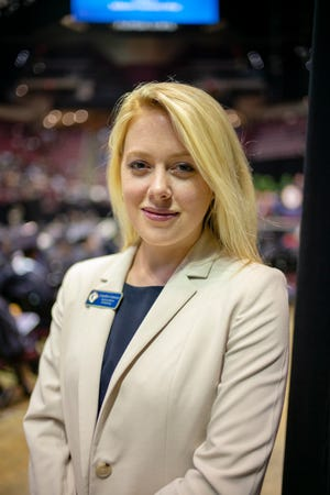 Candice Grause has been named chief of staff to TCC President Jim Murdaugh effective Sept. 12, 2018.