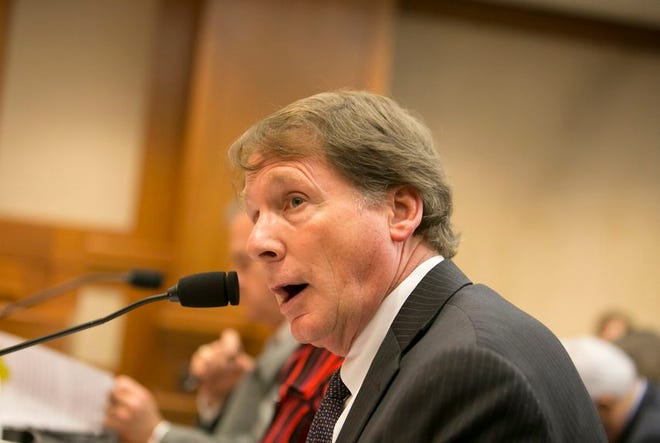 Robert Duncan stepped down as chancellor of the Texas Tech University System in August.