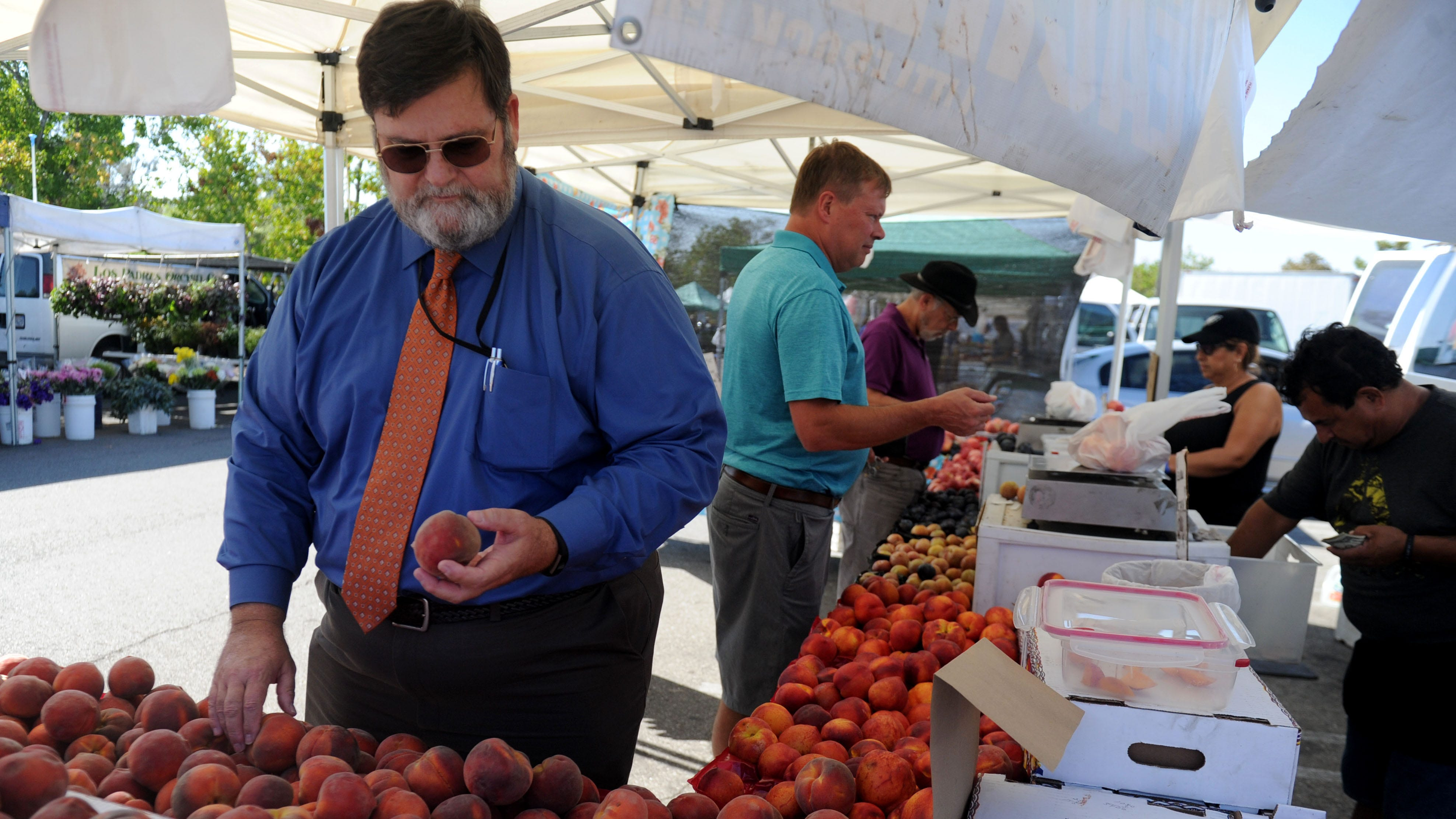 Experience should serve new Ventura County agricultural commissioner well