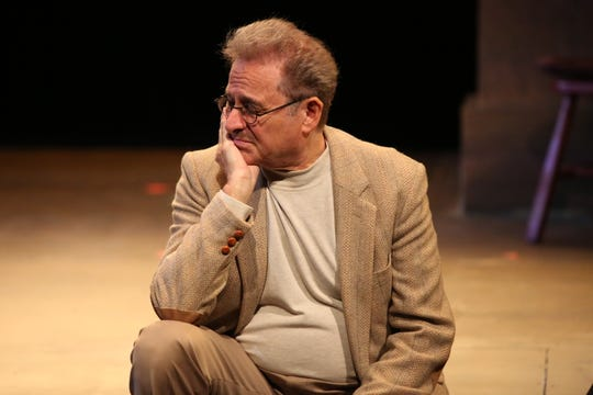 """Barry Pearl plays Kevin Emery in the play """"Inspecting Carol"""" at at Hillcrest Center for the Arts in Thousands Oaks."""