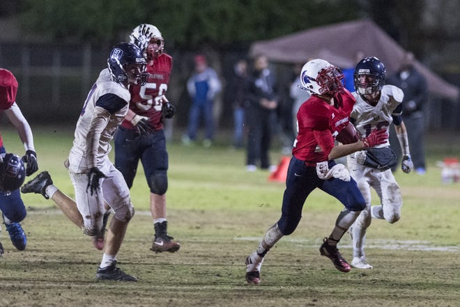 The Strathmore Spartans are on an active 19-game winning streak.