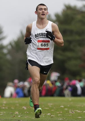 Rosholt's Adam Rzentkowski had a strong week as the top boys finisher in the Wittenberg-Birnamwood and SPASH cross-country meets last week.
