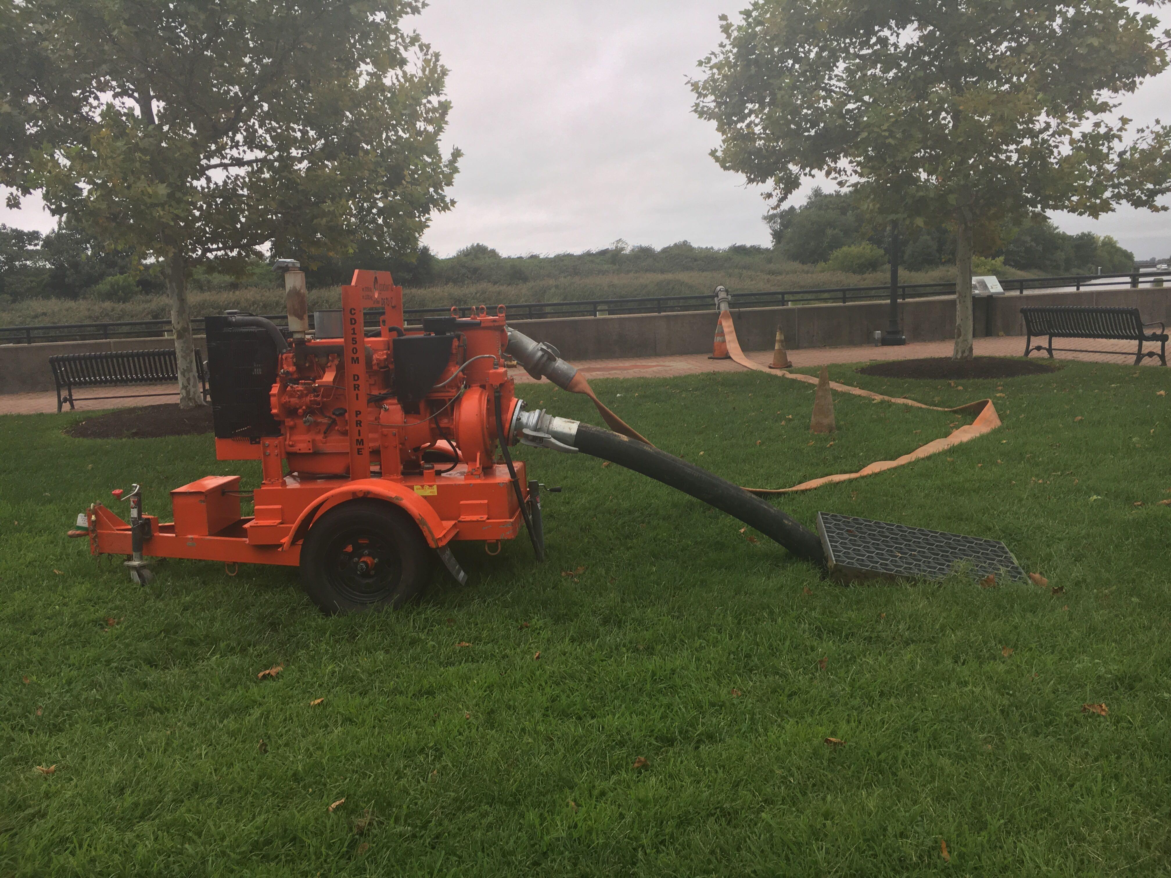 Dalton and johnny plow bare