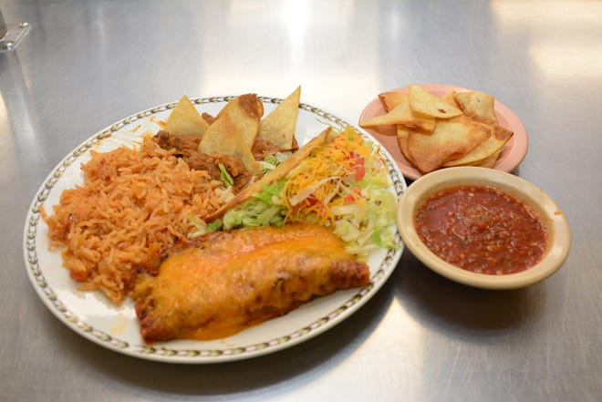 The annual Fiestas Patrias celebration at Our Lady of Guadalupe Church from noon to midnight Saturday will once again feature the very traditional and popular Enchilada Plate and Gordita plates.