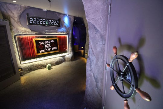 The Franklin Institute, Philadelphia's venerated science museum, last year opened two escape rooms featuring a deserted island and a space ship.