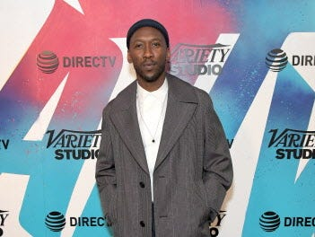 TORONTO, ON - SEPTEMBER 10:  Mahershala Ali stops by DIRECTV House presented by AT&T during Toronto International Film Festival 2018 at Momofuku Toronto on September 10, 2018 in Toronto, Canada.  (Photo by Charley Gallay/Getty Images for AT&T and DIRECTV ) ORG XMIT: 775223973 ORIG FILE ID: 1030648794