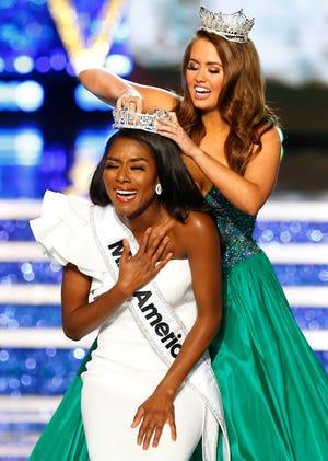 Miss New York Nia Franklin got upgraded to Miss America 2019.