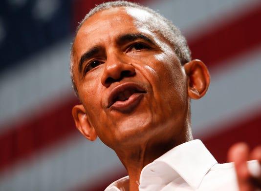 Ap Obama Midterms A Usa Ca