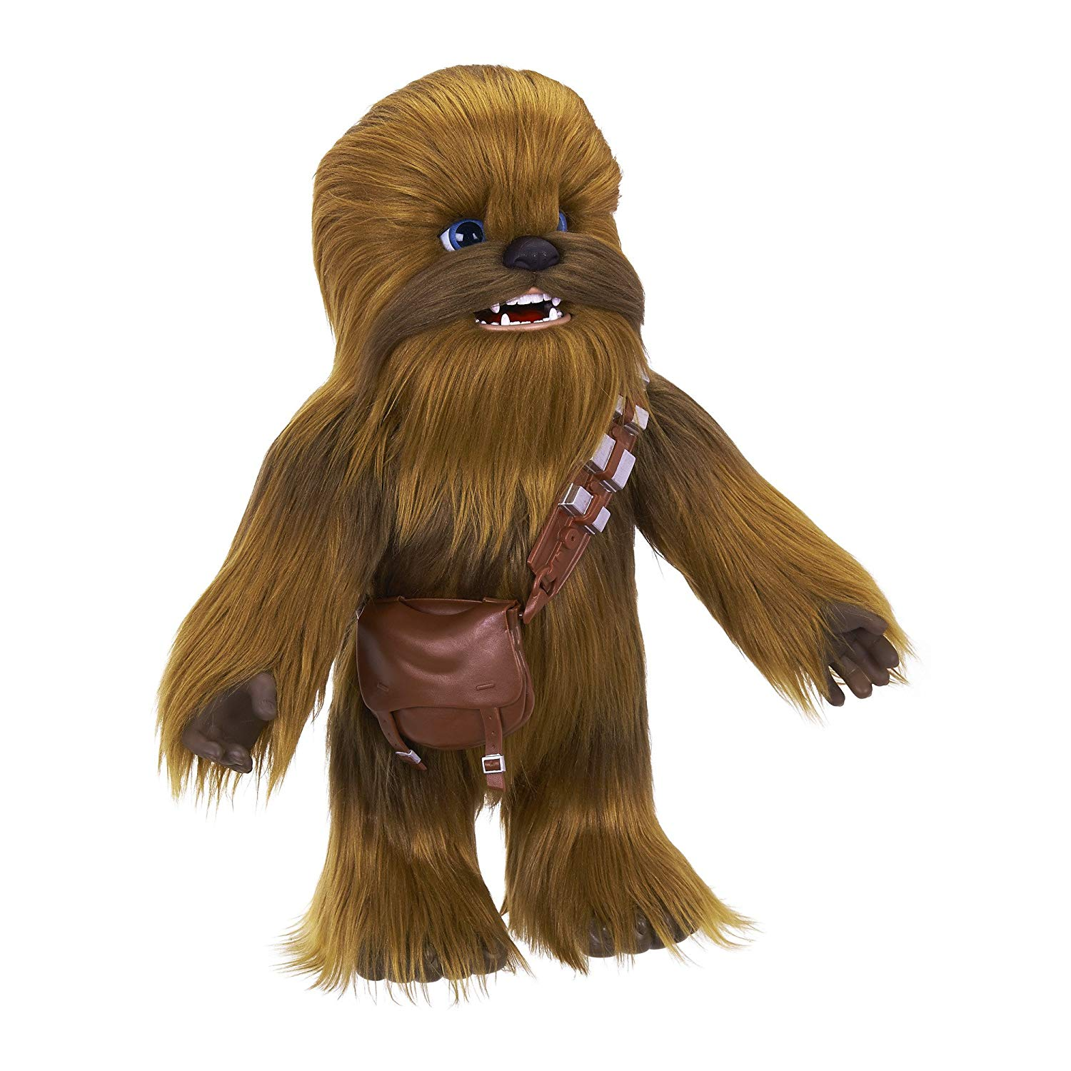 Star Wars FurReal Ultimate Co-Pilot Chewie