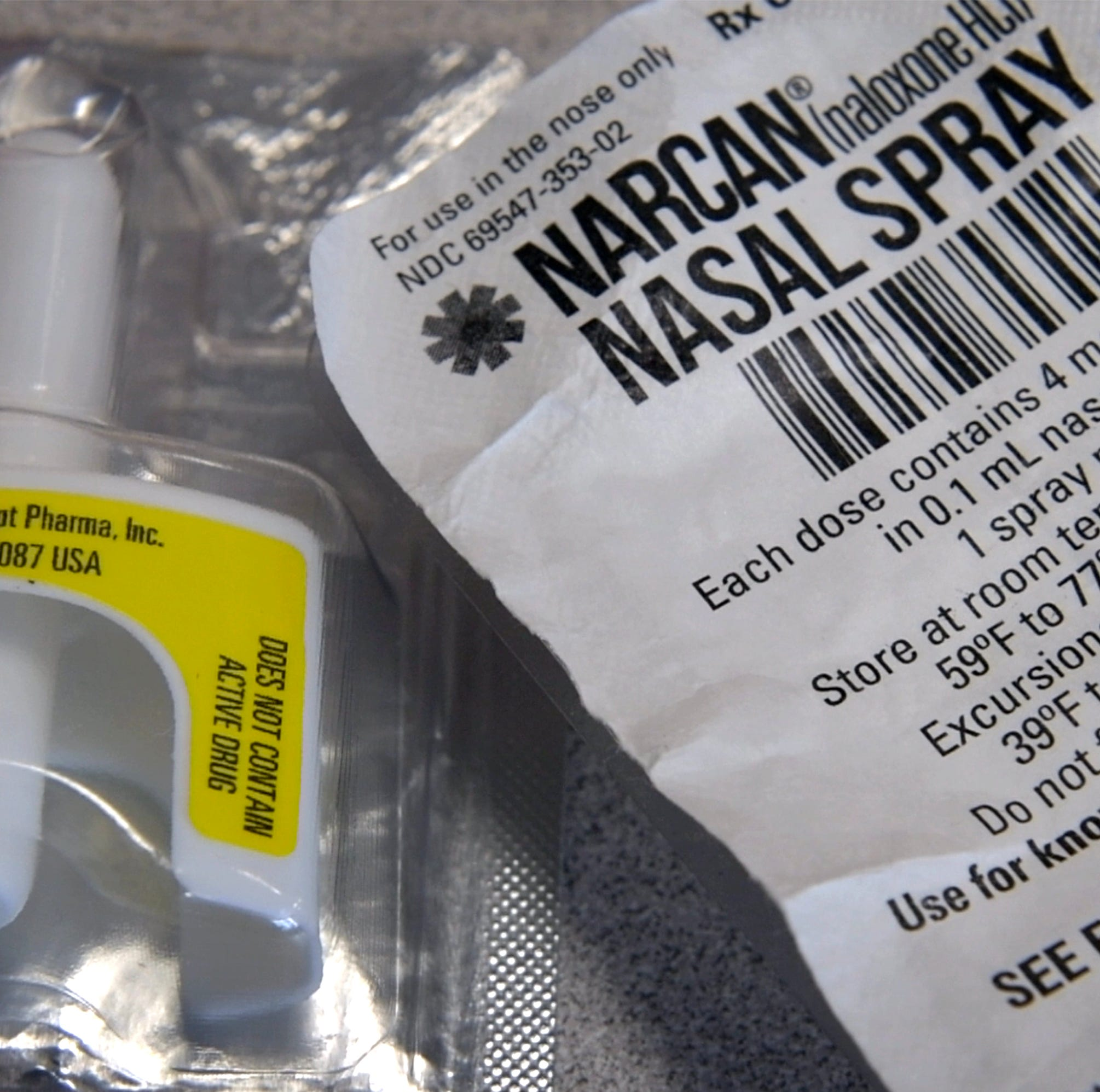 Narcan training to be held for county residents
