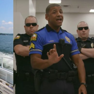 Lip sync battle bracket: Final two police departments compete