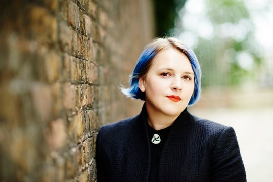 Author Imogen Hermes Gowar.