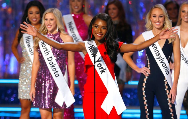 Maybe Miss America 2019, Nia Franklin, doesn't want to hear this...