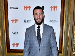 "TORONTO, ON - SEPTEMBER 10:  Pablo Schreiber attends the ""First Man"" premiere during 2018 Toronto International Film Festival at The Elgin on September 10, 2018 in Toronto, Canada.  (Photo by Michael Loccisano/Getty Images) ORG XMIT: 775218766 ORIG FILE ID: 1030695858"