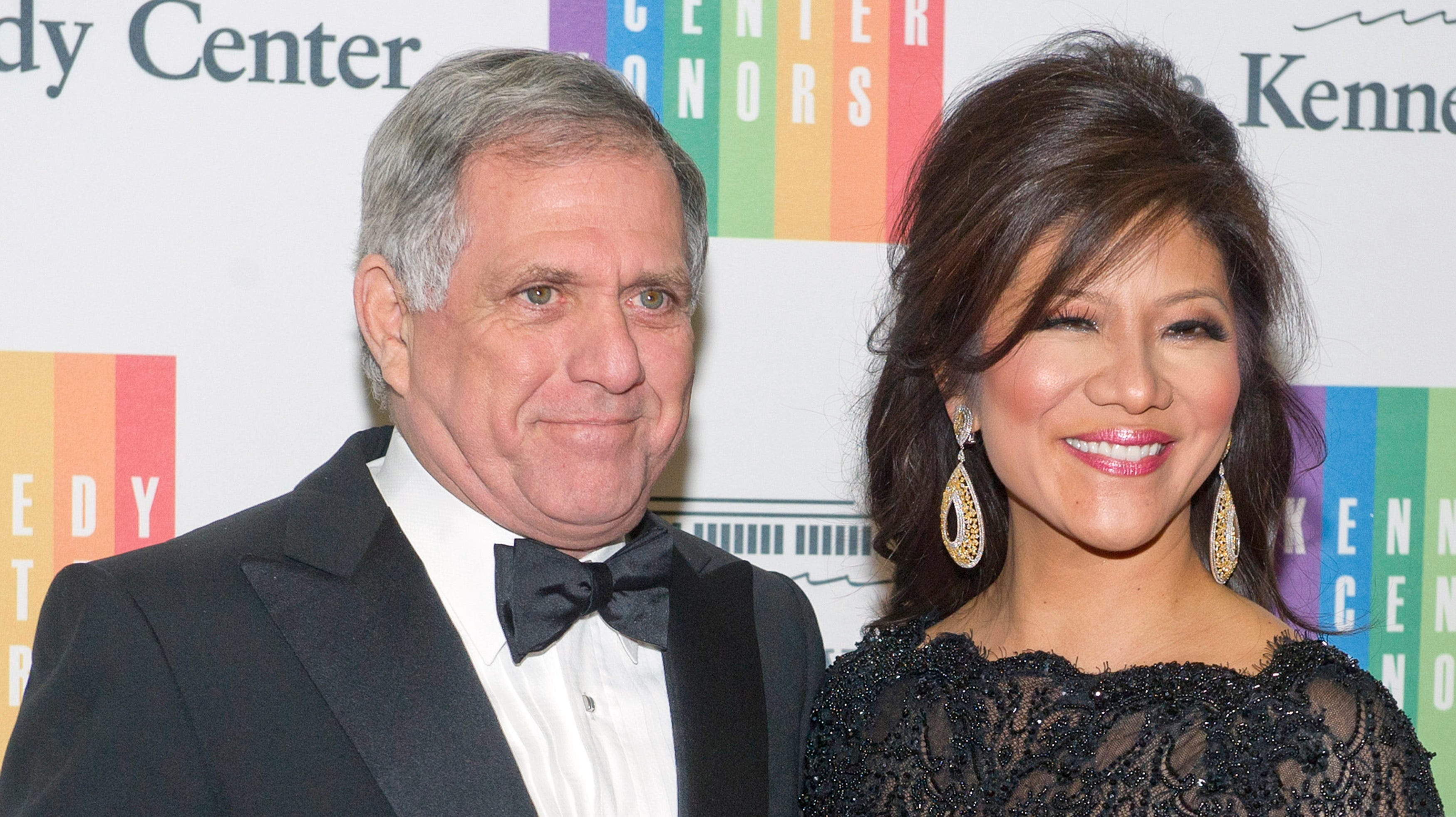 Julie Chen Leaving Cbs The Talk In Wake Of Husband Les Moonves Exit