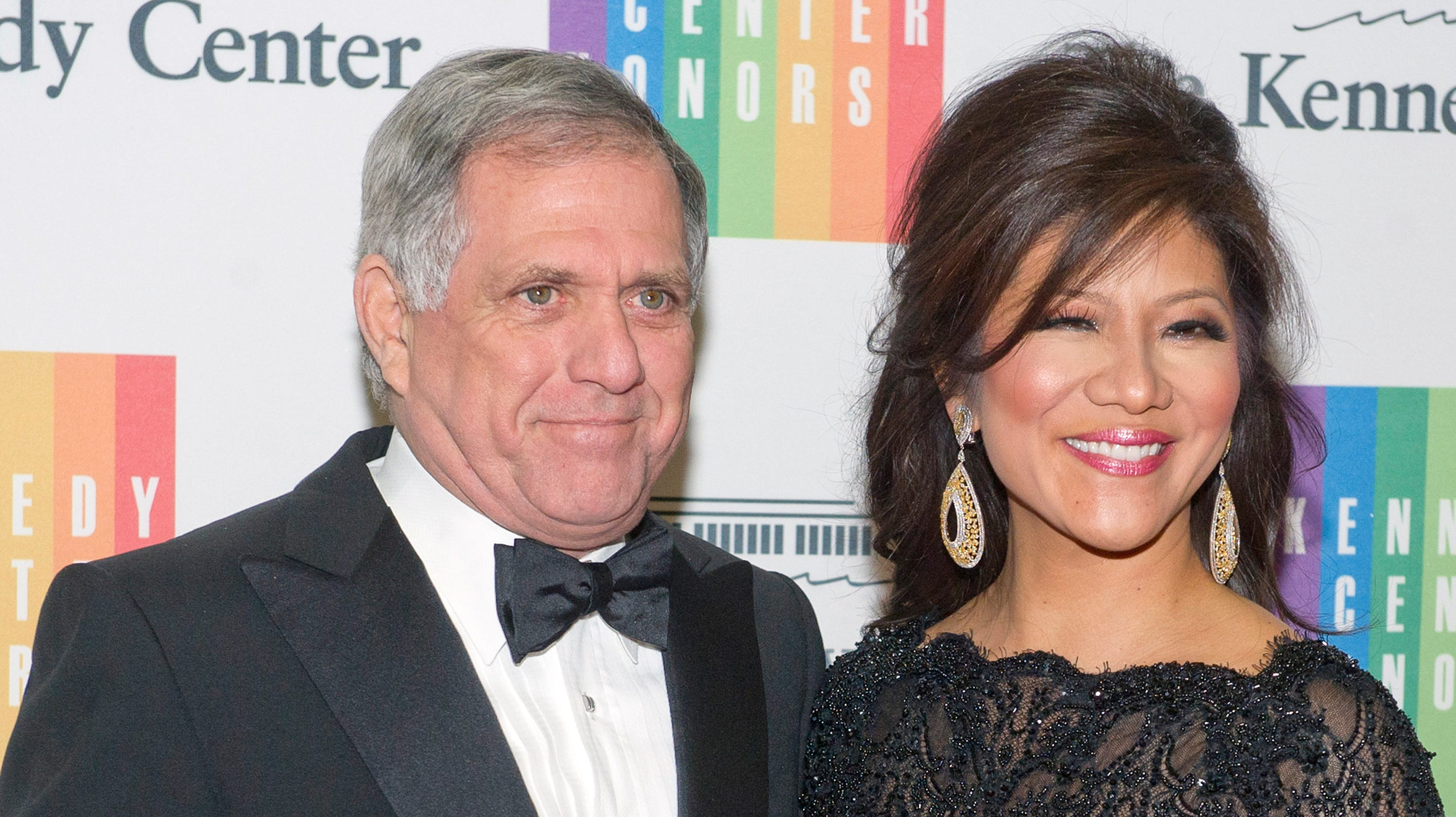 Julie Chen leaving CBS' 'The Talk' in wake of husband Les