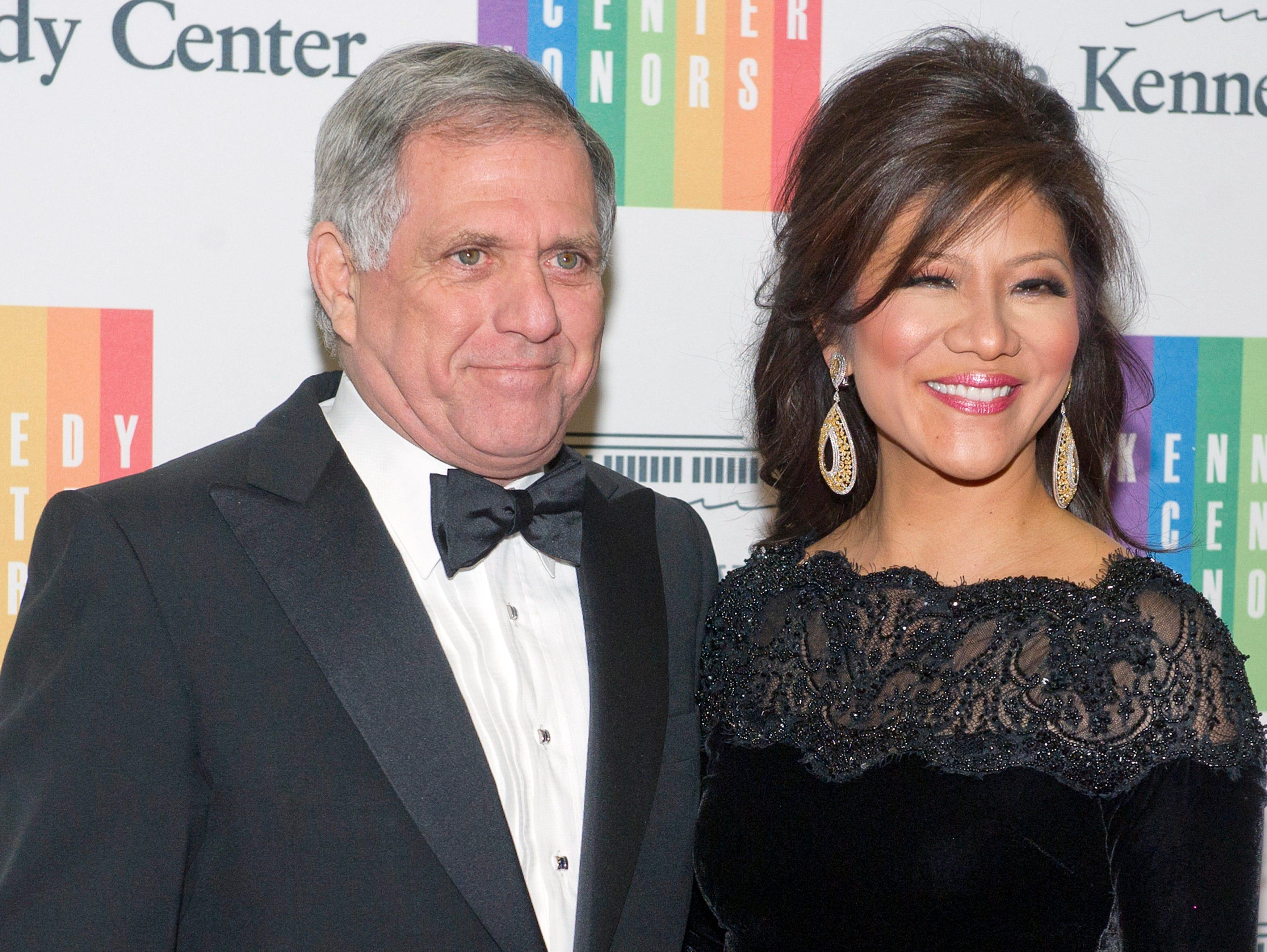 Julie Chen leaving CBS' 'The Talk' after her CEO husband Leslie Moonves' firing
